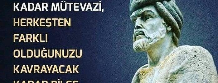 Humuscu İbrahim is one of Antakya.