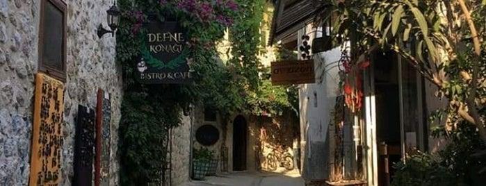 Humusçu Nedim Usta'nın Yeri is one of Adana-Hatay.