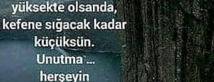 Humusçu Nedim Usta'nın Yeri is one of Hatay.