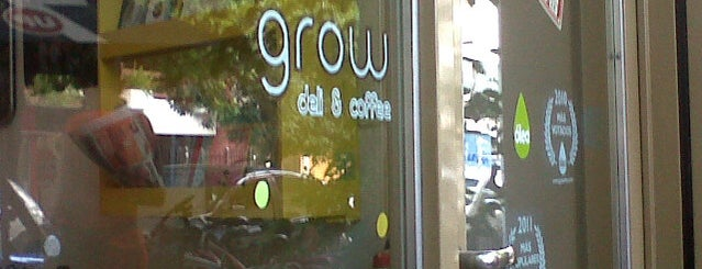 Grow is one of Veggies.