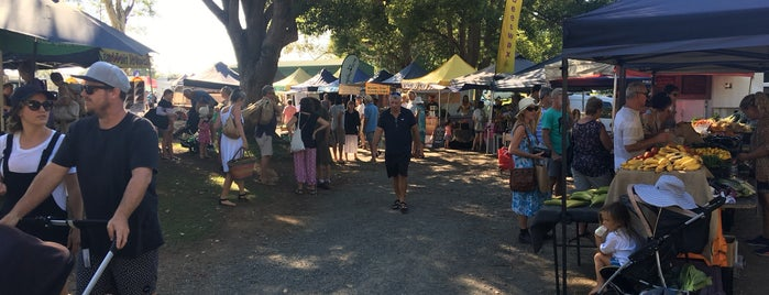Mullumbimby Farmer's Markets is one of Byron Bay.