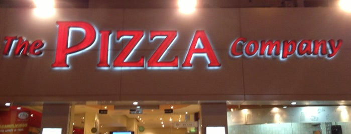 The Pizza Company is one of Dubai Food.