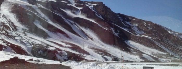 Cordillera de los Andes is one of To An.