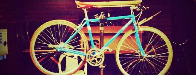 ALLISPUSSY Bikes is one of Andres 님이 좋아한 장소.