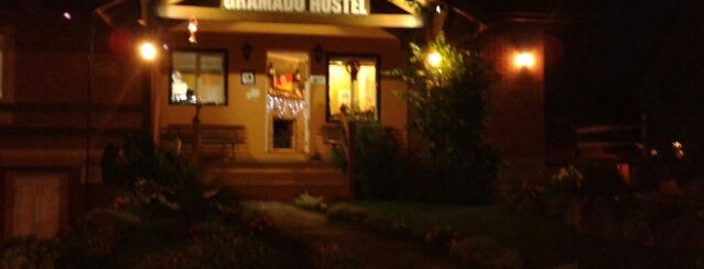 Gramado Hostel is one of Carol 님이 좋아한 장소.