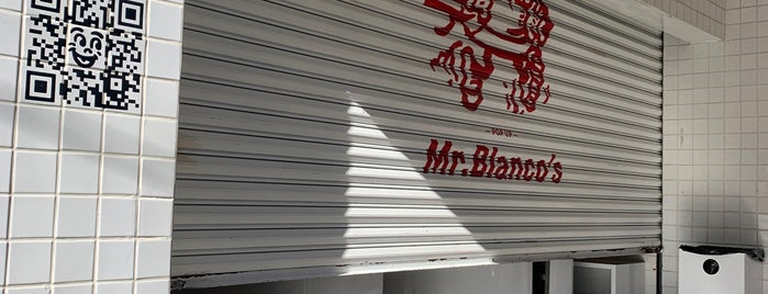 Mr Blancos is one of México City.