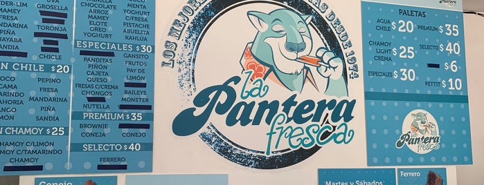 La Pantera Fresca is one of Alineさんの保存済みスポット.