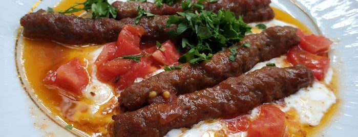 Tire Kebapçısı Ali Usta is one of İZMİR EATING AND DRINKING GUIDE-2.