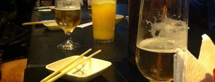 Tada Sushi e Robata Bar is one of Posti salvati di Ludy.