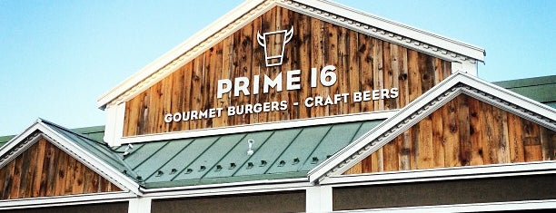 Prime 16 Tap House + Burgers is one of Orte, die Kristy gefallen.