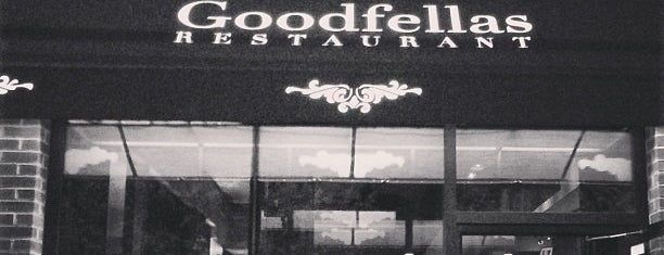 Goodfellas Restaurant is one of Posti che sono piaciuti a Amaya.