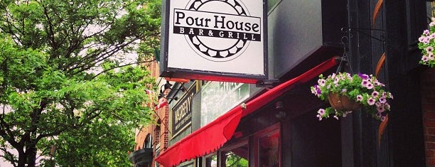 Pour House Bar & Grill is one of Good Eats in New England.