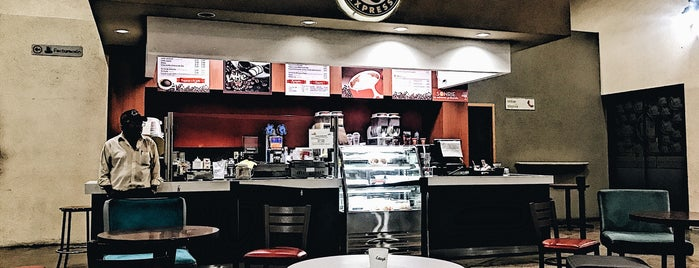 Latte Express is one of Lugares favoritos de Angeles.