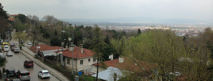 Sarmaşık Apt. is one of สถานที่ที่บันทึกไว้ของ Noyan.