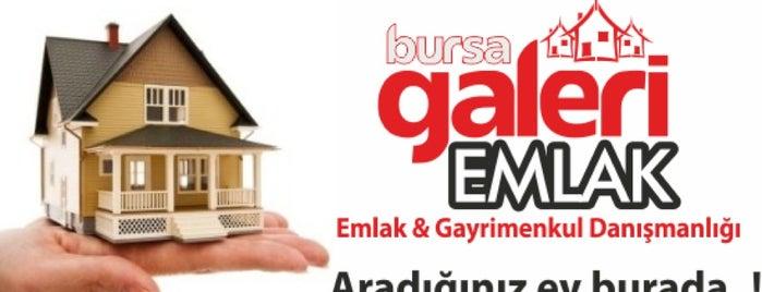 Galeri Emlak is one of สถานที่ที่บันทึกไว้ของ Noyan.