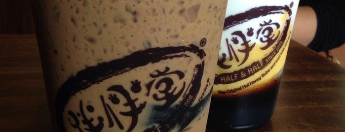 Half & Half Tea Express 伴伴堂 is one of Kimberlyさんのお気に入りスポット.