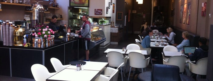 Café Massimo is one of Must-visit Cafés in Auckland.