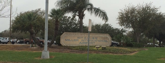 McAllen International Airport (MFE) is one of Airport.