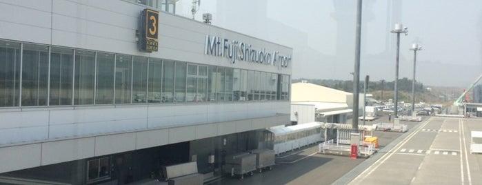 Mt. Fuji Shizuoka Airport (FSZ) is one of Airport.
