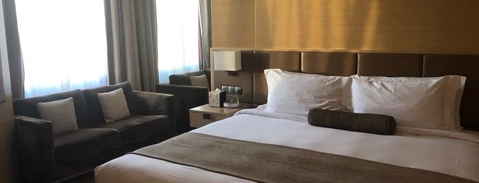 辉盛阁国际公寓 Fraser Suites Guangzhou is one of Travel.