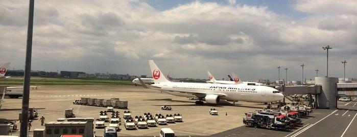 Aeroporto Internacional de Tóquio (Haneda) (HND) is one of Airport.