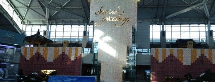 Aeroporto Internacional de Incheon (ICN) is one of Airport.