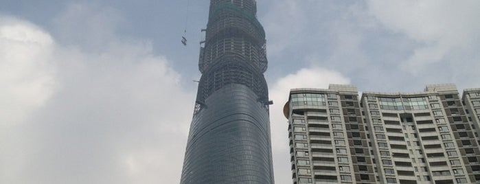 Shanghai Tower is one of Asia Tour 2k18.