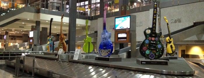 Aeroporto Internacional de Austin-Bergstrom (AUS) is one of Airport.