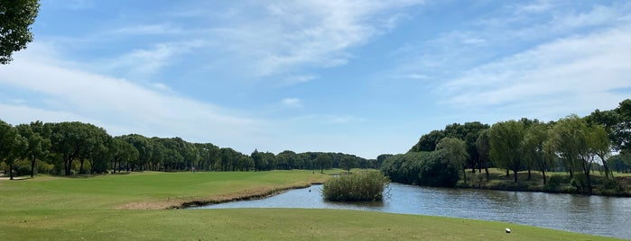 Silport Golf Course is one of Golf Club Check-In.