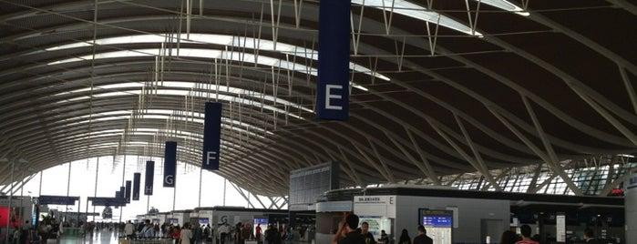 Aeroporto Internacional de Xangai Pudong (PVG) is one of Airport.