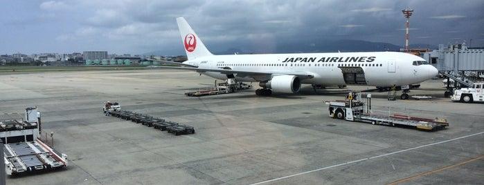 Osaka (Itami) International Airport (ITM) is one of Airport.