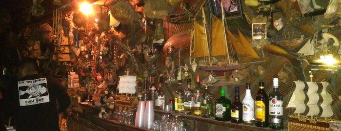 La Tabernita Fish Bar is one of Locais curtidos por Carlos.