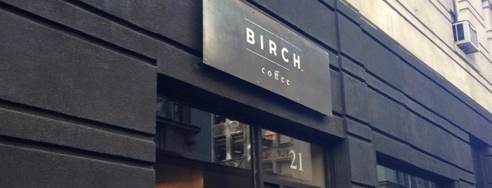 Birch Coffee is one of Agolo's Favourite Lunch Spots.