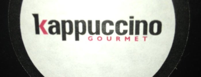Kappuccino Gourmet is one of Silvanoさんの保存済みスポット.