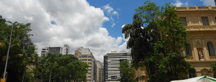 Plaza de la República is one of Visite SP.