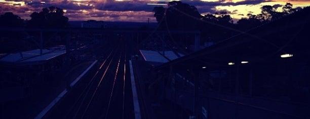 Mount Druitt Station is one of Sydney Train Stations Watchlist.