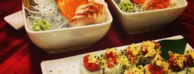 Hanakura is one of comida extranjera.