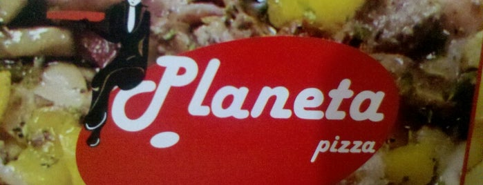 Planeta Pizza Centro is one of fungitron.