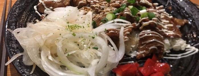 소바니우동 is one of noodle.