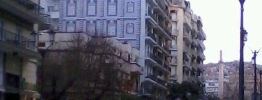 Ippodromiou Square is one of สถานที่ที่ Lamprianos ถูกใจ.