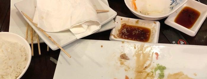 Sushi Nagoya is one of Locais curtidos por Erol.