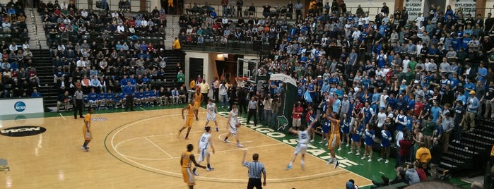Jones Convocation Center is one of NCAA Division I Basketball Arenas Part Deaux.