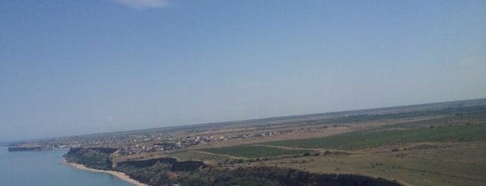 Belbek Sevastopol International Airport (UKS) / Международный аэропорт «Бельбек» is one of Airports 2.0.