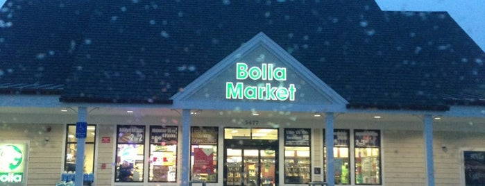 Bolla is one of Reg.
