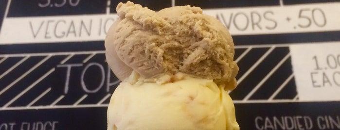 Van Leeuwen Ice Cream is one of ICE CREAM IN NYC.