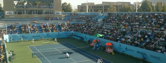 Complejo Telcel de Tenis is one of Orte, die Ana gefallen.