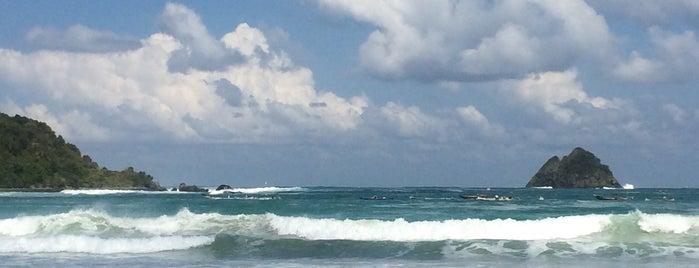 Selong Belanak Beach, Lombok Tengah is one of World TOUR 🌏.