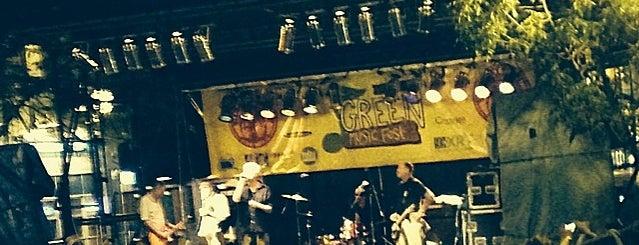 Green Music Festival is one of Brandon'un Beğendiği Mekanlar.