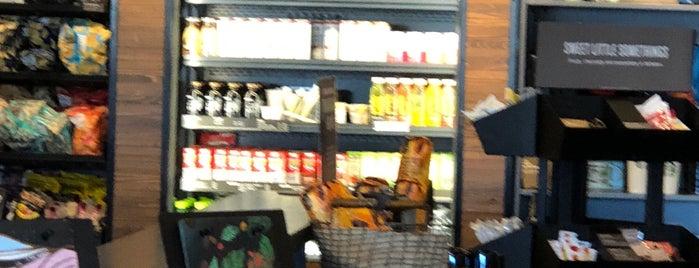 Starbucks is one of Locais curtidos por Jason.