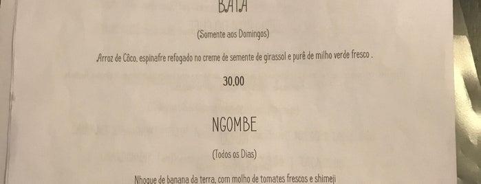 Congolinária is one of Para comer em SP.